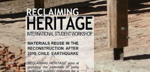 Reclaiming heritage workshop, TU Berlin , Alemania