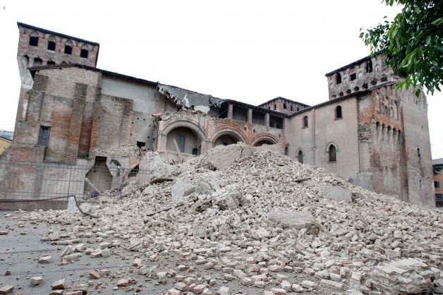 Preliminary findings of UNESCO mission sent to assess earthquake damage to sites in northern Italy